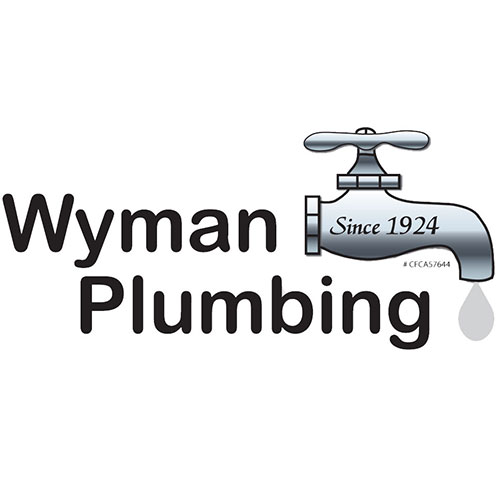 Wyman Plumbing Trusted Local Hometown Plumbers Serving The