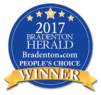 Bradenton Herald People Choice Award for both #1 Plumber and #1 Supply Store