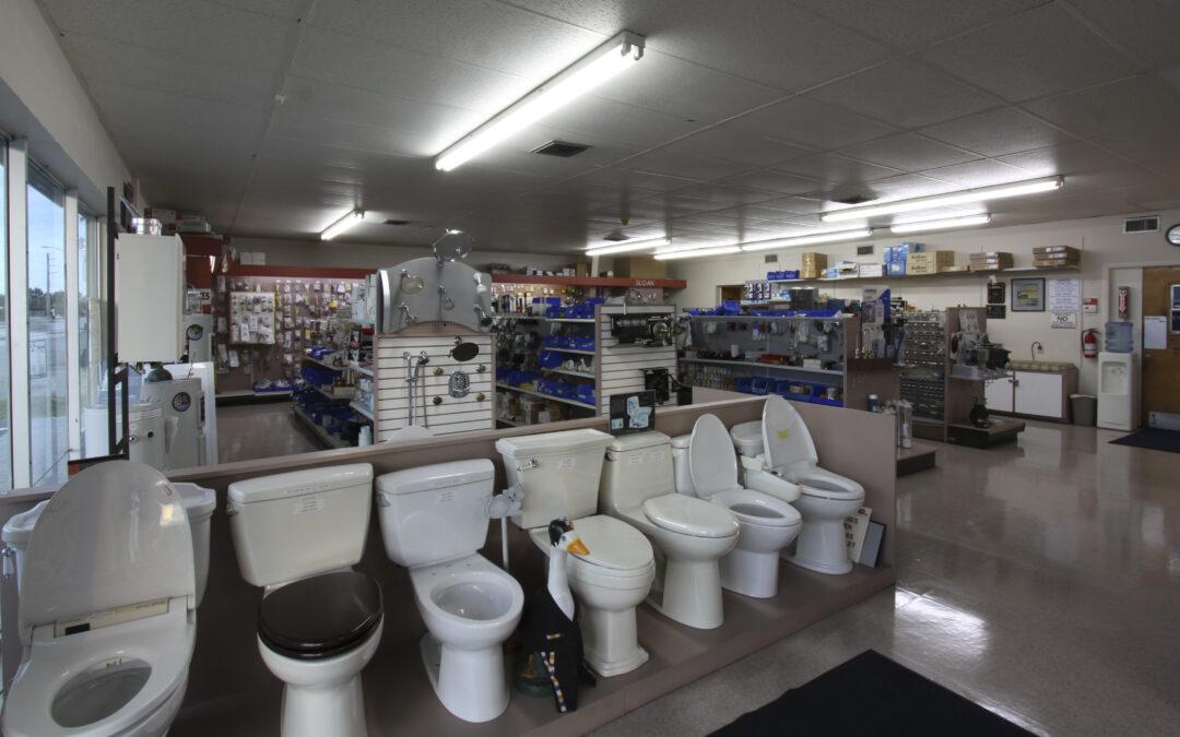 Manatee County High-Efficiency Toilet Rebate Programs